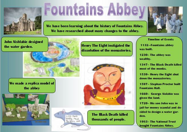 fountains abbey page
