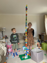 Joshua duplo tower2